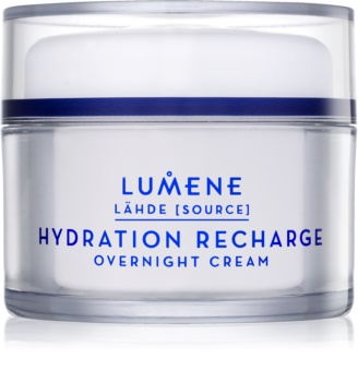 Lumene Lähde [Source of Hydratation] Hydrating Night Cream